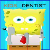 Kids Dentist Sponge Game Version