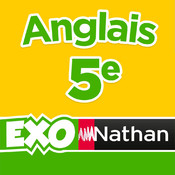 ExoNathan Anglais 5e: des exercices de révision et d'entraînement pour les élèves du collège