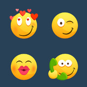 Animated Emoji Plus - Best Emoticons Ever