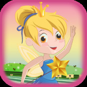 Fairy Olympics Long Jump Challenge - Fun Sporty Mythical Creature Game
