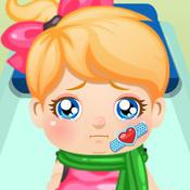 Baby Alice Got Flu alice