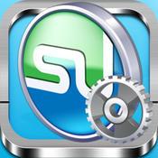 SYSMonitor Widget storage visualization