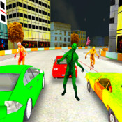 Zombie Road : The survival zombie road trip
