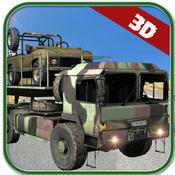 Army Cargo Trucks Parking 3D – Extended Military Tactical vehicles Driving Test