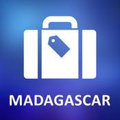 Madagascar Offline Vector Map