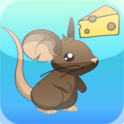 Mouse & cheese - puzzle games for kids - cool kids games kids typing games