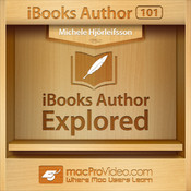 Course for iBooks Author 101 - iBooks Author Explored ibooks
