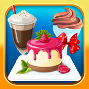 Crazy Dessert Kitchen Food Maker - make cookie, candy, cake jam and more games for kids