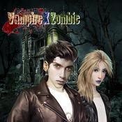 Halloween Vampire X Zombie