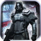 Airbound Digital War Robots Steel Battle: Insanity Survival Race
