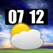 All Amazing Weather Clock HD