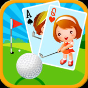 Golf Solitaire Mania HD Free - Classic Fairway Puzzle Game App