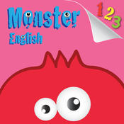 Monster English - Number Game