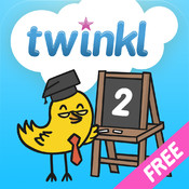 Twinkl Phonics Phase 2 - Light Edition (Teaching Children British Phonics, CVC Words, High Frequency Words, Reading, Writing & Spelling)