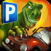 Action Kids Jurassic Parking 3D - Real Car Racing & Parking Games Driving Test Simulator Free