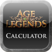 Calculator HD for Age of Legends