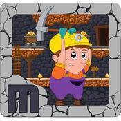 Escape the Pitfall: Gold Mine Dash Escape Pro