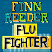 Flu Fighter, Interactive Book - Large Format electronic book format