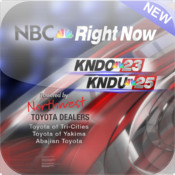 NBC Right Now Local News, KNDU 25 and KNDO 23