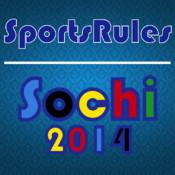 Sports Rules, Sochi 2014 Winter Games Edition