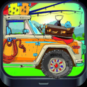 adventure gems truck PRO - Jump as high as you can