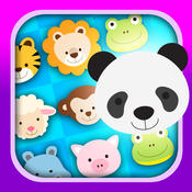 A Panda And Friends Journey Classic Match 3 Level Games Free
