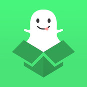 SnapBox for Snapchat - a snaphack to save all your snaps and screenshots