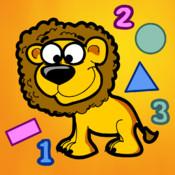 Educational games for children from 3-5: Learn for kindergarten, preschool or nursery school