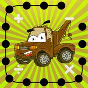 Math Dots (Trucks)