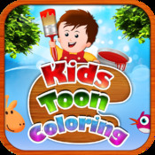 Kids Toon Coloring