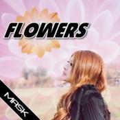 Awesome Flower Mask