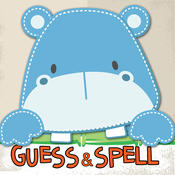 Guess & Spell Animals letter