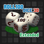 Roll100 Dice 3D Extended extended