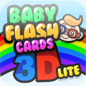 Baby Flash Cards 3D Lite free flash website