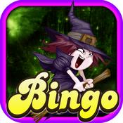Amazing Saga of Witch-es Brew Bingo - Bubble Ball Blitz Games Pro
