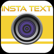 InstaText - Add Texting for Instagram pic, Instasize 1024 & photo editor Squaready