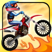 Top Bike Free -- awesome hill challenge stunt bike racing game by top hot app top free