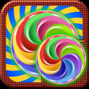 Candy Clicker Fever: Tap Tap Mania Candy Maker (For iPhone, iPad, iPod) candy