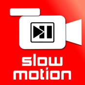 Camera Go SlowR! - slow motion video camera app for action footage