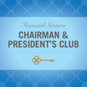 Financial Services Chairman & President`s Club