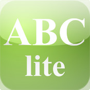 Letters Flash Cards ABC Lite
