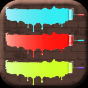 Color Paint my flow - best free puzzle game for painters, kids and family - Free Edition