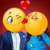 Pimp My Emoji - Emoji Fun Booth for Emoticon.s + Cool Emoji.s Face Sticker.s for Photo.s and Picture.s emoji