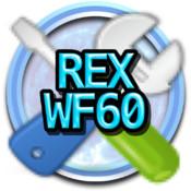 REX-WF60 Easy Setting Utility serial usb hub