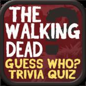 Guess Who, A Trivia Quiz - Walking Dead Edition
