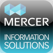 Mercer Information Solutions Product Catalog – North America