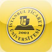 İstanbul Ticaret Üniversitesi iPad Version