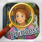 Little Princess Hidden Objects - A Free Hidden Object Mystery Game! Find the Objects & Solve Puzzle