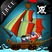 Pirates Warfare - Deadly Pirates Fighting For Sea Empire