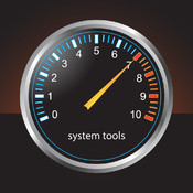 System Tools: activity monitor, system utilities, battery charge and CPU load status system detection